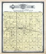 Henry Township, Brown County 1911